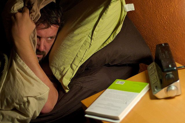 Niedostateczna ilość snu