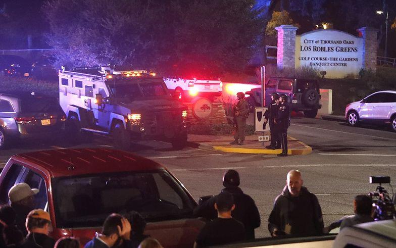 Strzelanina w kalifornijskim barze. Wielu zabitych