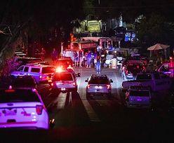 Strzelanina na festiwalu w Kalifornii. Zidentyfikowano napastnika