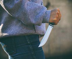 Przystawił 1,5-rocznemu dziecku nóż do gardła. Obława w Middlesbrough