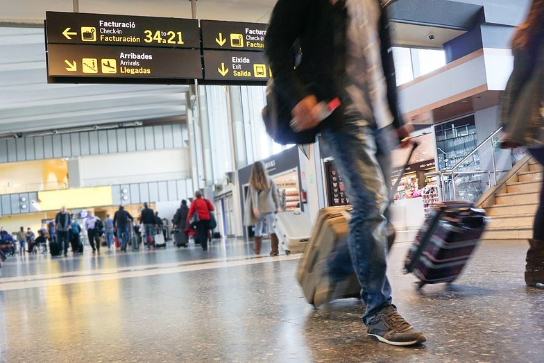 """""""Incydent"""". Zamknięto lotnisko w Kopenhadze"""