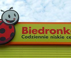"""Ewakuowano kilkanaście osób z Biedronki. """"Wyczuwalny zapach gazu"""""""