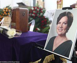 Wzruszające pożegnanie Agnieszki Kotulanki. Słowa jej syna zostaną w pamięci
