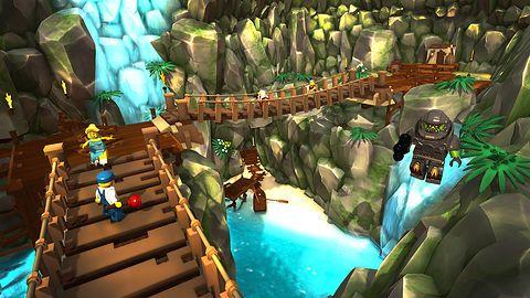 Chcecie kupić twórców Age of Conan, The Secret World i Lego Minifigures Online?