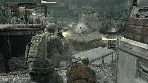 Kojima zapowie nowego Metal Gear Online już 5 grudnia