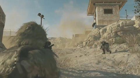 [The Game Awards 2014] Szczegóły dotyczące trybu multiplayer w Metal Gear Solid 5