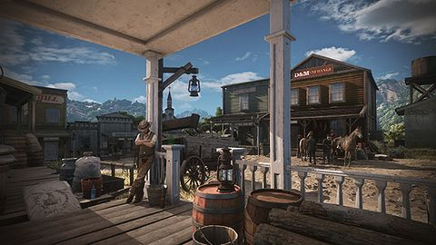 """To Red Dead Redemption 2! To Far Cry 5!"". Nie, to Wild West Online"