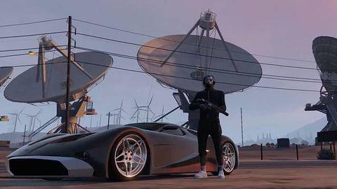 GTA Online niczym Fortnite lub PlayerUnknown's Battlegrounds? Moderzy już próbują