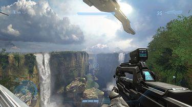 Trzy minuty rozgrywki z Halo Online