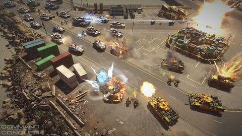 Czy konsole nowej generacji staną się domem dla serii Command & Conquer?