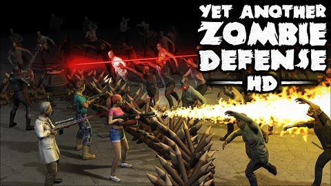Yet Another Zombie Defense HD - wrażenia z rozgrywki. Trochę traumatyczne, nieco dramatyczne, ale ogólnie dobre