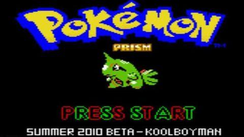 Fanowskie Pokémon Prism przypomni Wam letnie sesje na Game Boyu
