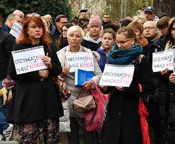"""Protest ws. abpa Sławoja Leszka Głódzia. """"Musimy – my świeccy – przerwać nasze milczenie"""""""