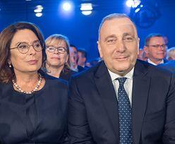 """Grzegorz Schetyna szykuje się na przyśpieszone wybory parlamentarne. I typuje """"przyzwoity wynik"""" Kidawy-Błońskiej"""