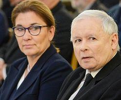 Donald Tusk uderza w Jarosława Kaczyńskiego. Jest odpowiedź Beaty Mazurek