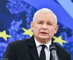 """Jarosław Kaczyński straszy i mobilizuje elektorat. """"To zostanie odebrane"""""""
