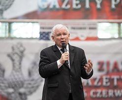 """Kaczyński szczerze. """"Nie jesteśmy aniołami i nie żyjemy w stanie świętości"""""""