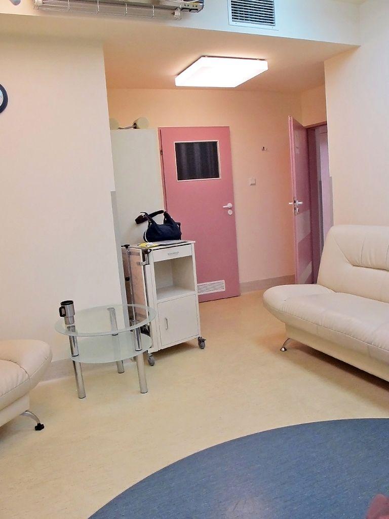 Jedna ze szpitalnych sal