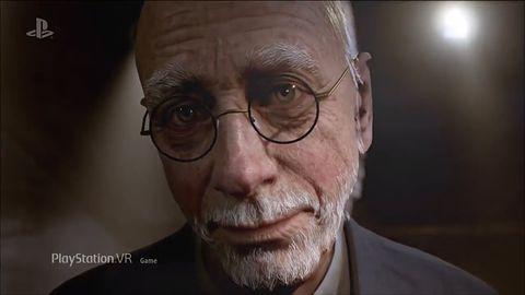 Co powiecie na The Inpatient, prequel Until Dawn? Albo Skyrim VR? Sony dba o swoje gogle