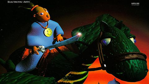 Darmocha: Little Big Adventure na GOG
