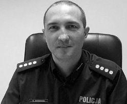 Śmierć komendanta policji z Mikołowa. Wyznaczono datę pogrzebu Krzysztofa Skowrona