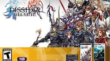 Zestaw z Dissidia: Final Fantasy