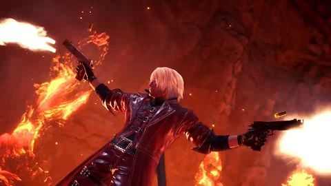 Dante znowu w sklepach, Dante w Monster Hunter World. A może by tak Dante w Devil May Cry 5?