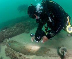 """400-letni wrak u wybrzeży Portugalii. """"Najważniejsze znalezisko wszech czasów"""""""