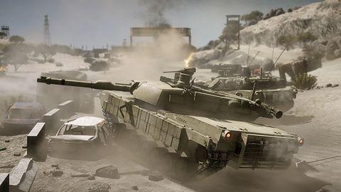 Współpraca EA i Sony kwitnie - beta Battlefield Bad Company 2 wyłącznie na PS3