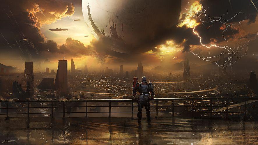 Rozchodniaczek, w którym Sniper, Vegeta i Kate Walker słuchają soundtracku Destiny 2
