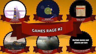 Wystartowało Games Rage 2 - polska paczka gier niezależnych