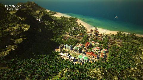 Tropico 5 trafi także na PlayStation 4
