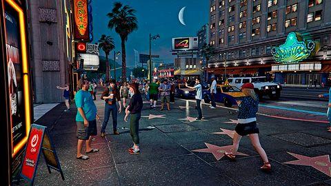 Grand Theft Auto V na PC wygląda jak marzenie
