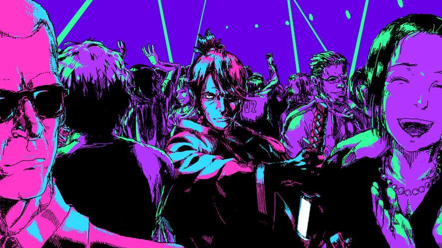 Katana Zero - recenzja. Victor, Hardkorowy Samuraj