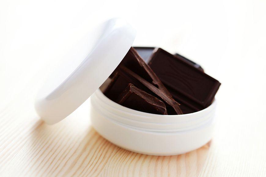 Aromatyczny balsam czekoladowy do ust