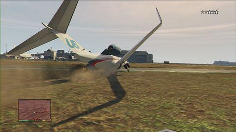 Błędy i mity Grand Theft Auto V