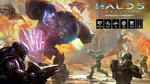 Firefight - najlepsza odmiana Warzone'a w Halo 5: Guardians