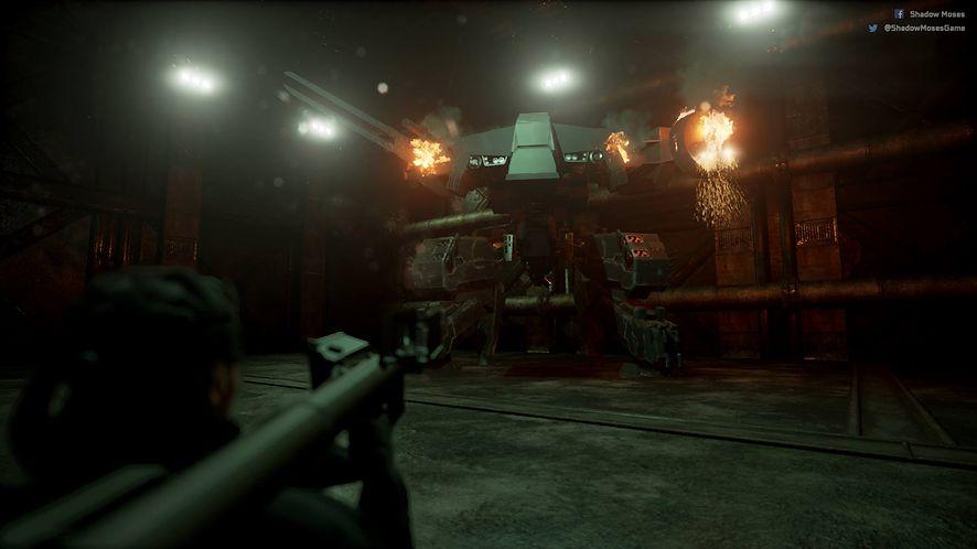 Konami znów nie zbierze punktów od graczy. Fanowski remake Metal Gear Solid anulowany