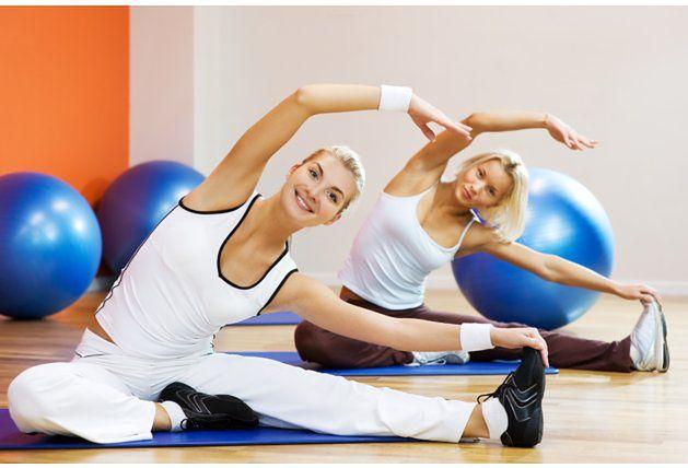Stretching po wysiłku fizycznym