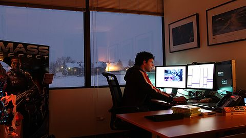 Casey Hudson zamienił Bioware na Microsoft Studios