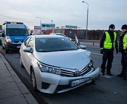 Kraksy limuzyn SOP trzy razy częściej. Płacą podatnicy