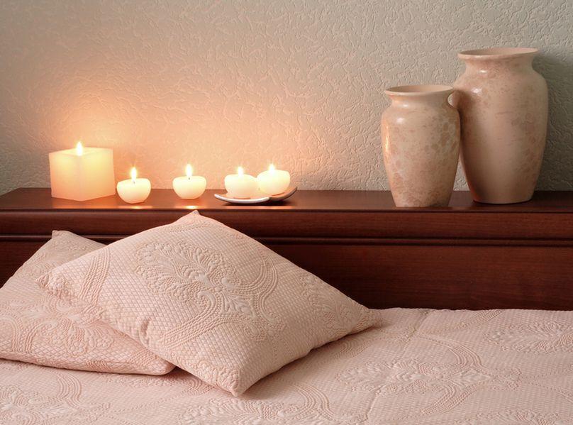 Zadbaj o nastrój w sypialni