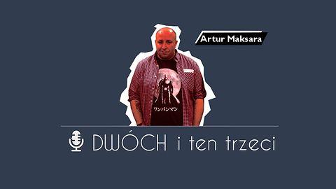 Dwóch i Ten Trzeci - Artur Maksara. O świniach, DNA studia, Shadow Warriorze i Devolver Digital [+ KONKURS]