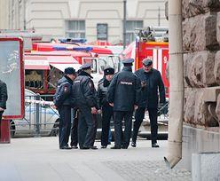 Kolejna bomba w Sankt Petersburgu. Policja spisała się na medal