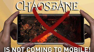 Warhammer: Chaosbane - jedyny sposób, w jaki powinno być grane, czyli nie mobilnie!