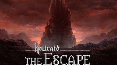 Hellraid: The Escape - recenzja. Łamigłówki i śmierć