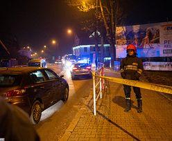Policyjny pościg w Zakopanem. Padły strzały ostrzegawcze