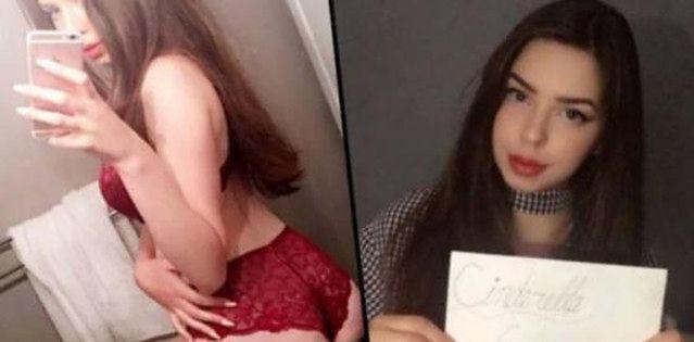 19-letnia Giselle sprzedała dziewictwo dzięki Janowi