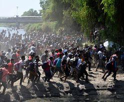 """Wojsko zablokowało granicę. Imigranci rzucili się na """"alternatywne"""" przejście"""