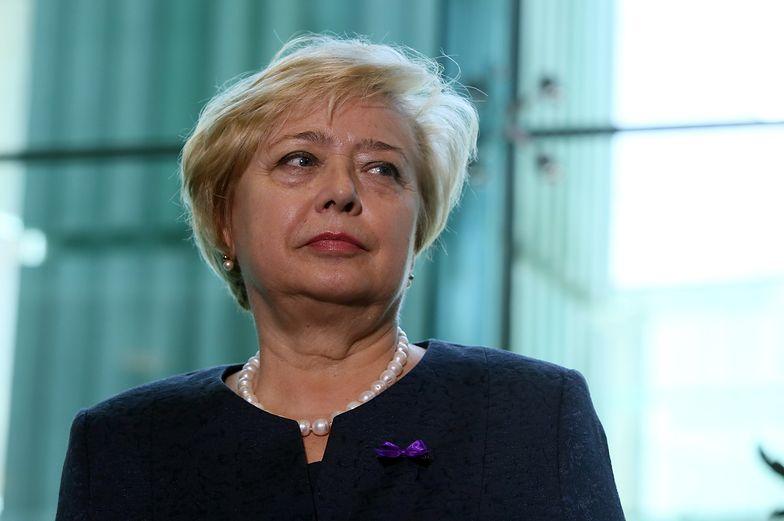 Małgorzata Gersdorf może mieć wkrótce następcę na stanowisku I prezesa SN